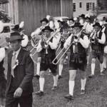 Fahnenweihe TB Kirchasch 1954 (1)