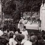 Fahnenweihe TB Kirchasch 1954 (11)