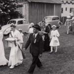 Fahnenweihe TB Kirchasch 1954 (2)