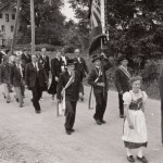 Fahnenweihe TB Kirchasch 1954 (32)