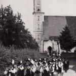 Fahnenweihe TB Kirchasch 1954 (33)