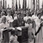 Fahnenweihe TB Kirchasch 1954 (5)